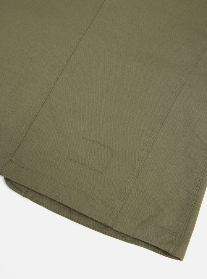 Universal Works Bakers Jacket , Light Olive