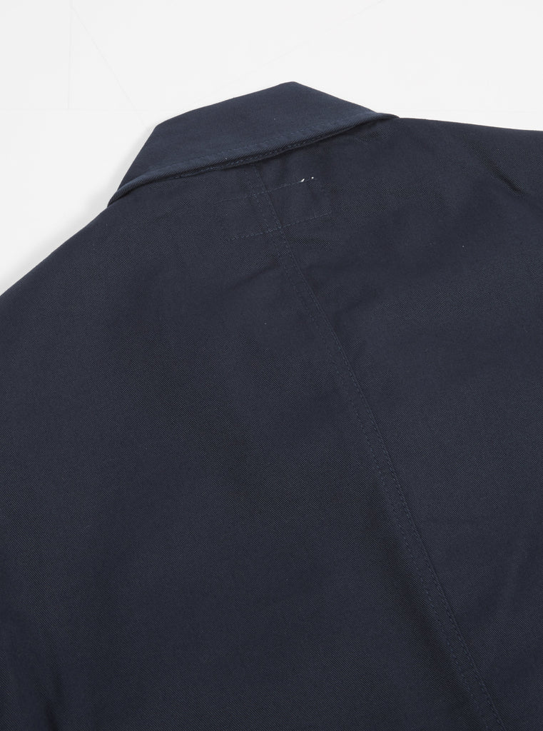 Universal Works Bakers Jacket , Navy