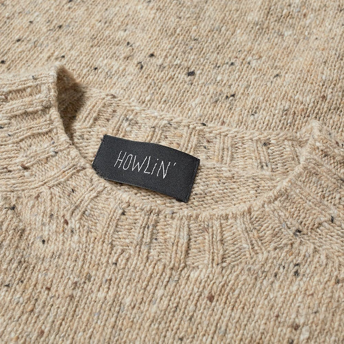 Howlin' Terry Sweater, Beige