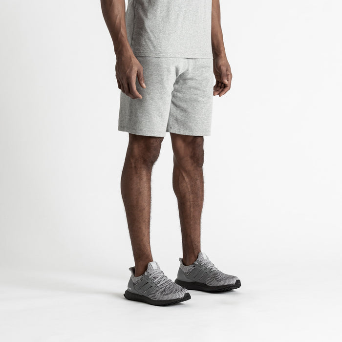 Reigning Champ Lightweight Terry Sweatshort, H. Grey