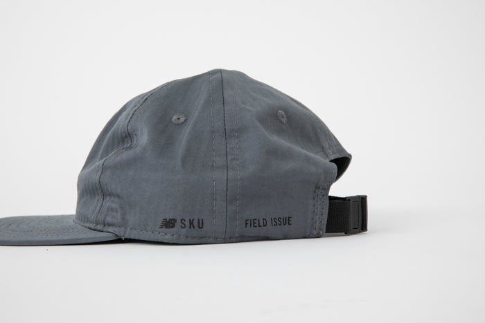 Save Khaki Utility Cap, Metal