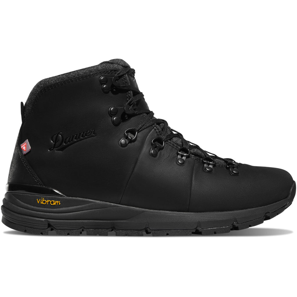 "Danner Mountain 600 4.5"" Boot , Jet Black"