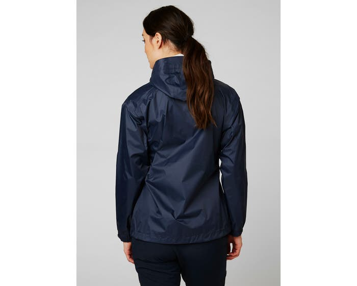Helly Hansen W Loke Jacket , Navy