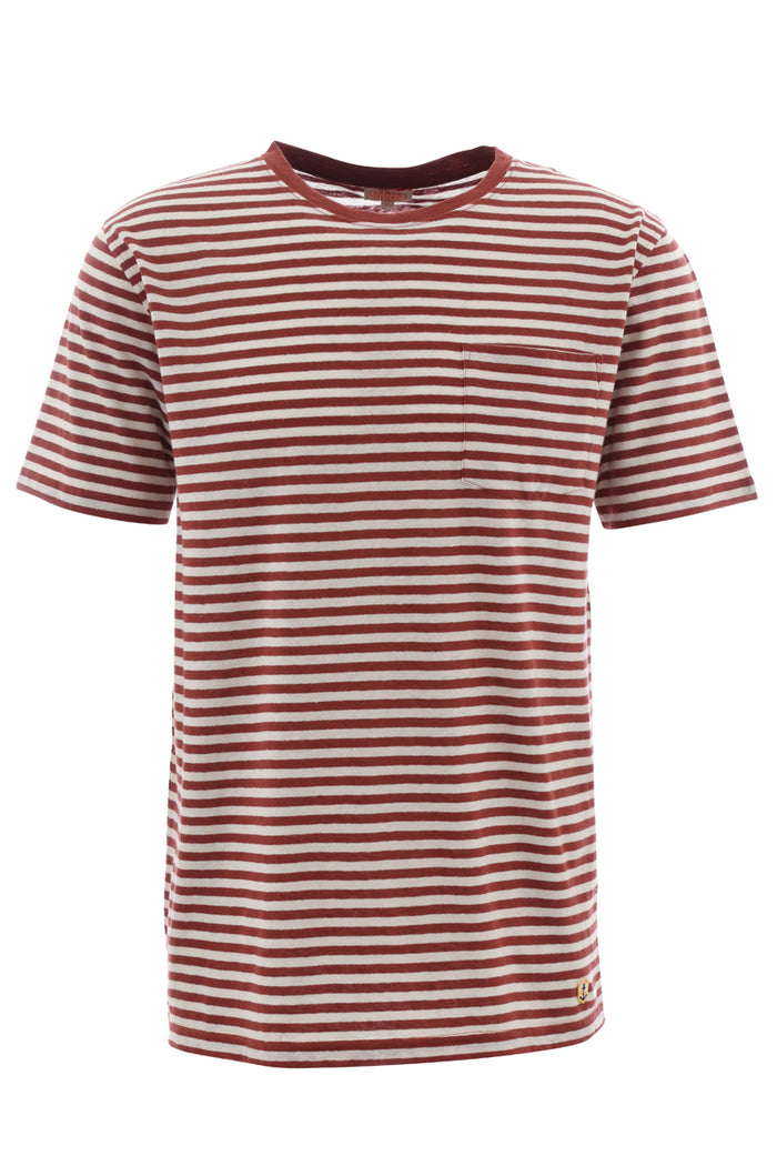 Armor Lux Men's Short Sleeve Heritage Stripe (+colors)