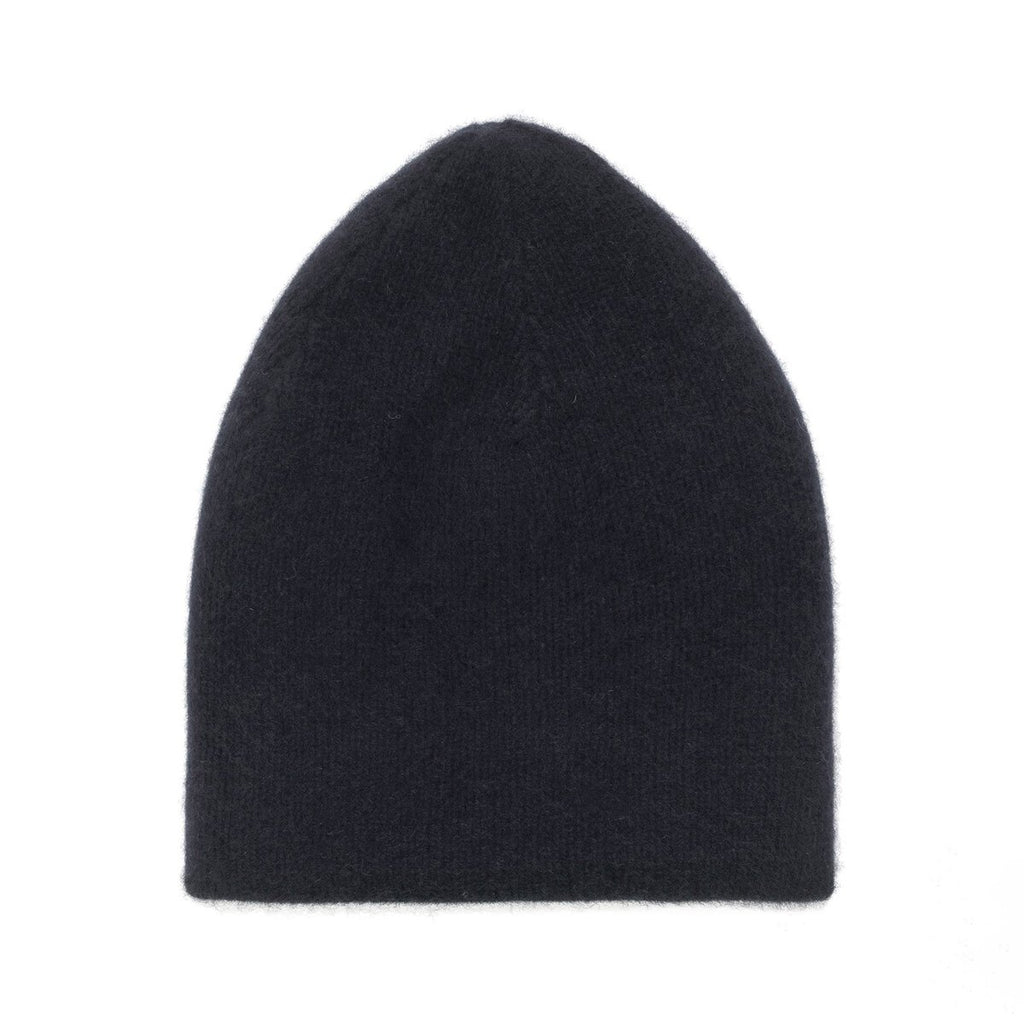 Double Layer Beanie, Black