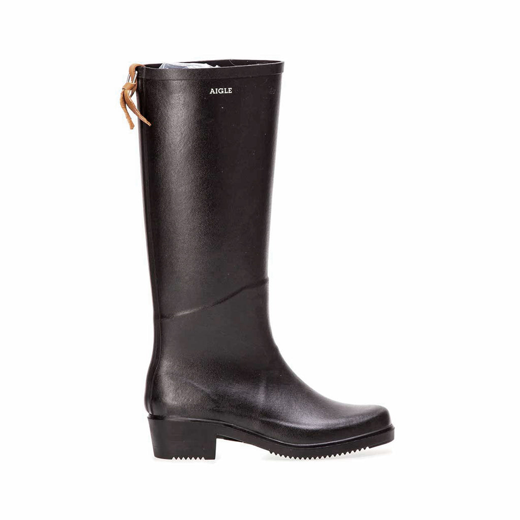 Women's Aigle Miss Juliette A Boot, Black