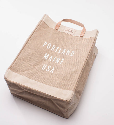 Portland, Maine Market Bag