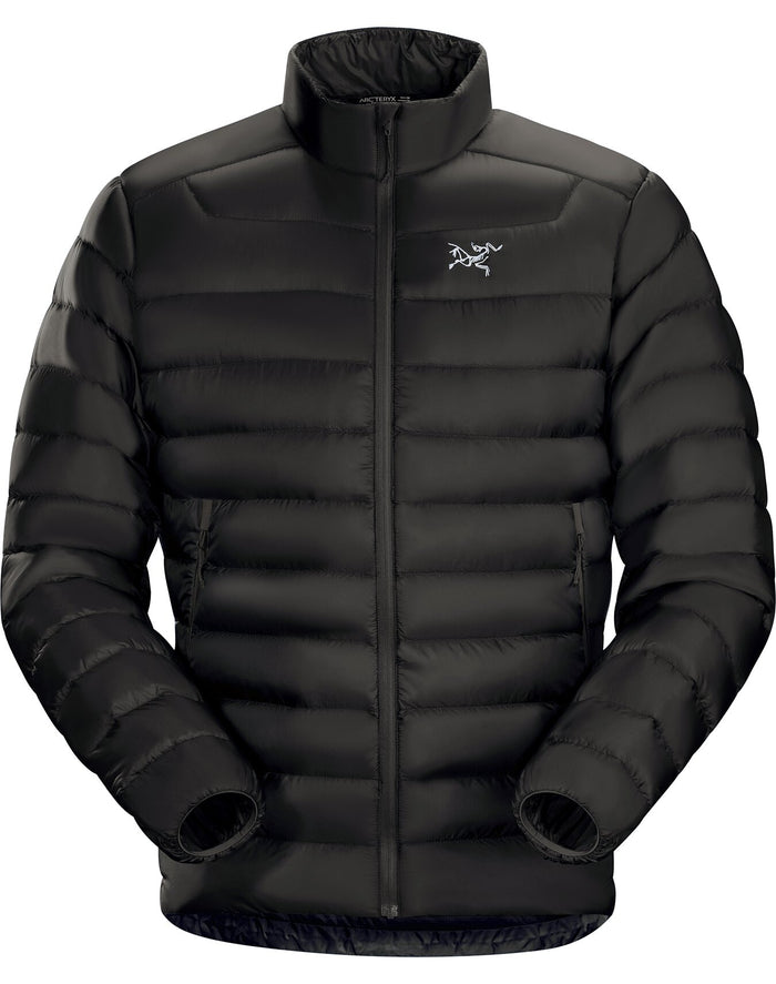 Arc'teryx Men's Cerium LT Jacket, Black