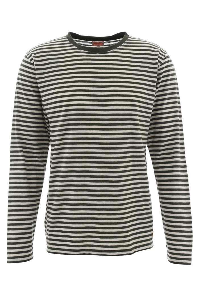 Armor Lux Men's Long Sleeve Heritage Stripe (+colors)
