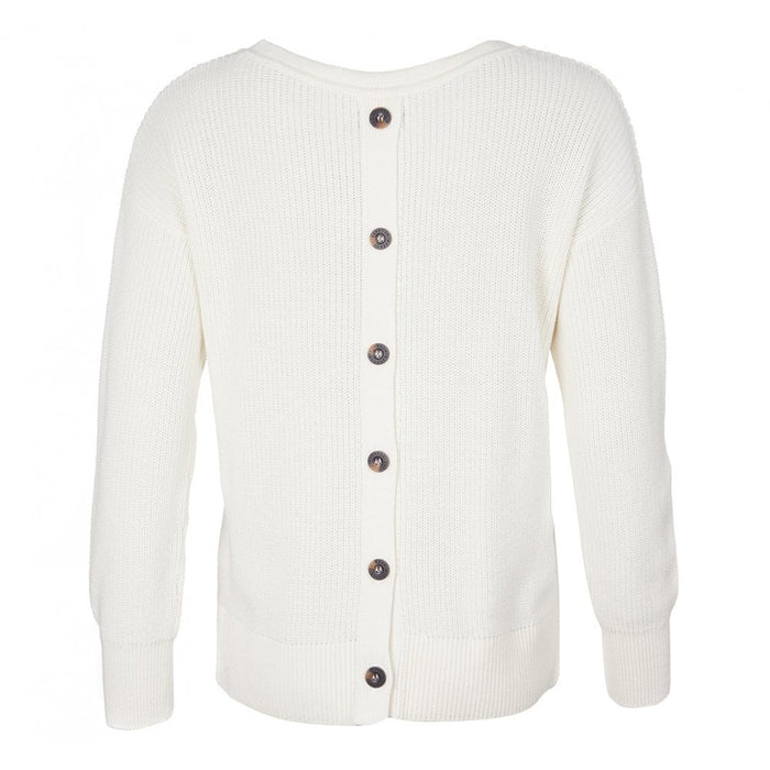 Barbour Monteith Knit, Cream