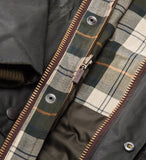 Barbour Classic Bedale Wax Jacket, Sage