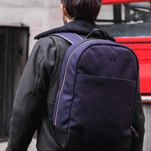 Bennett Winch Backpack, Navy