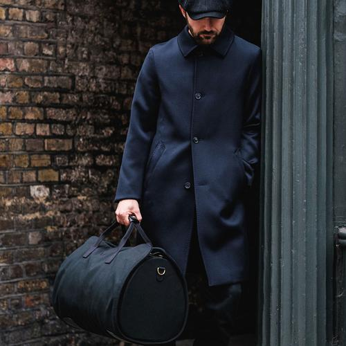 Bennett Winch Suit Carrier Holdall, Black