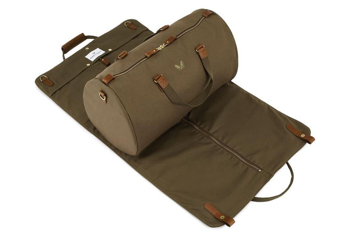 Bennett Winch Suit Carrier Holdall, Olive