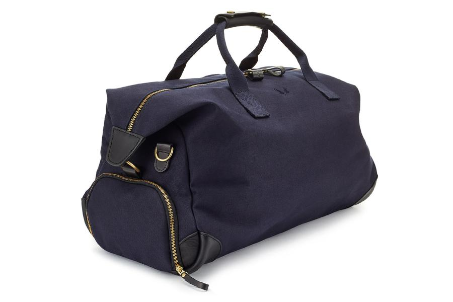 Bennett Winch Waterproof Weekender, Navy