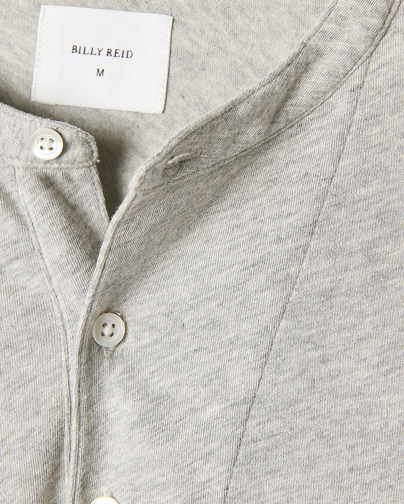 Billy Reid Louis Henley, Light Grey