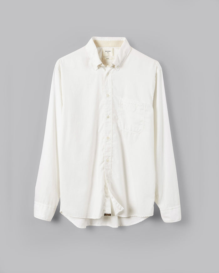 Billy Reid Tuscumbia Button Down Shirt, White