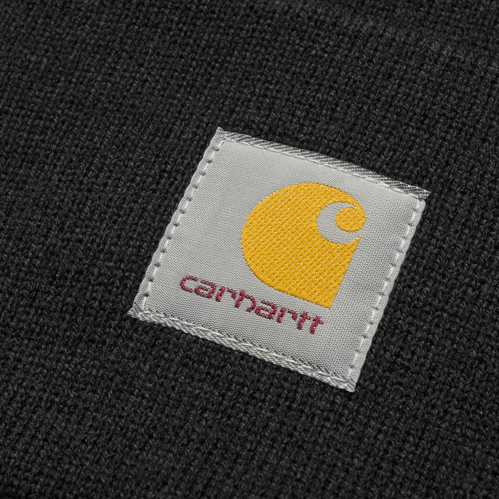 Carhartt WIP Acrylic Watch Hat, Black