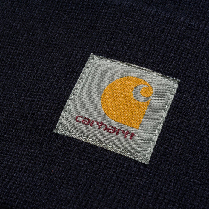 Carhartt WIP Acrylic Watch Hat, Dark Navy (1C00)