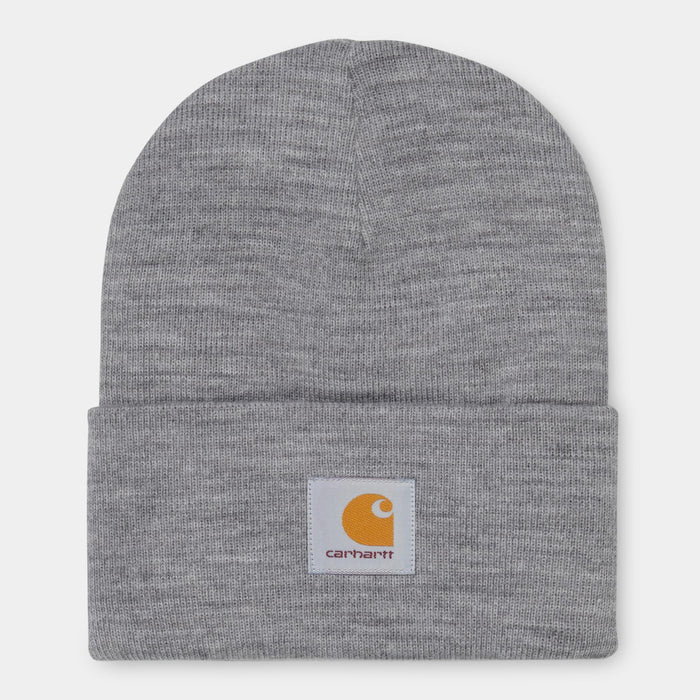 Carhartt WIP Acrylic Watch Hat, Grey Heather