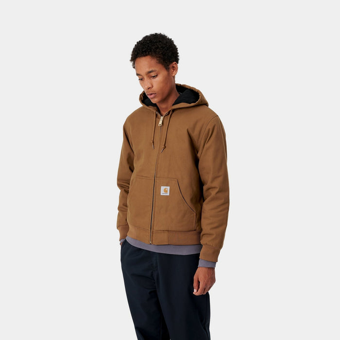 Carhartt WIP Active Jacket, Hamilton Brown