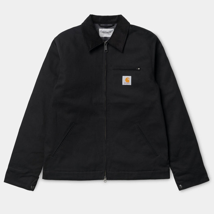 Carhartt WIP Detroit Jacket, Black