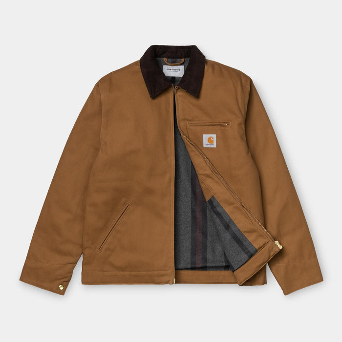 Carhartt WIP Detroit Jacket, Hamilton Brown