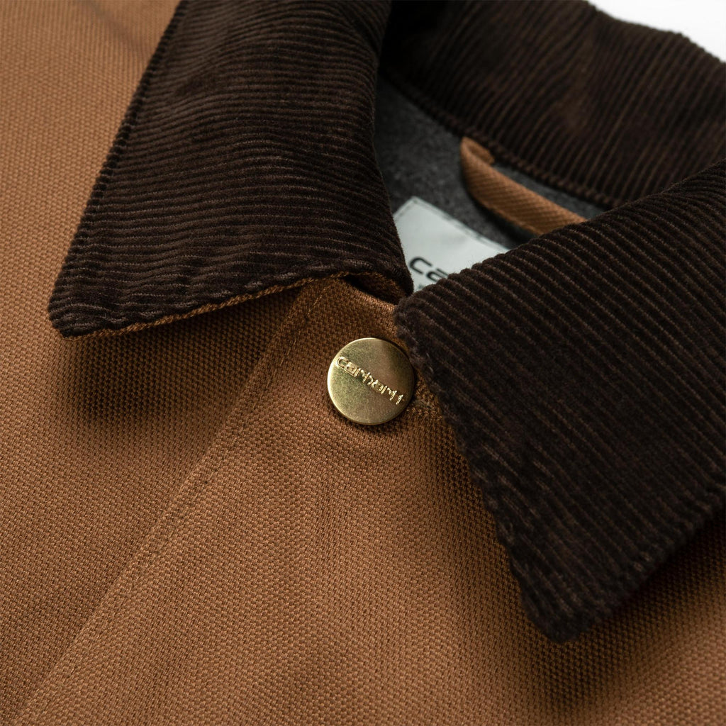 Carhartt WIP Michigan Coat, Hamilton Brown