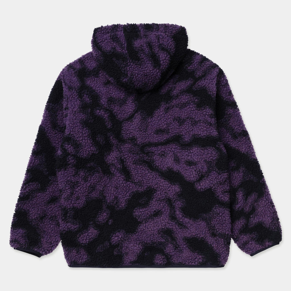Carhartt WIP Women's Hooded Loon Liner, Camo Blur