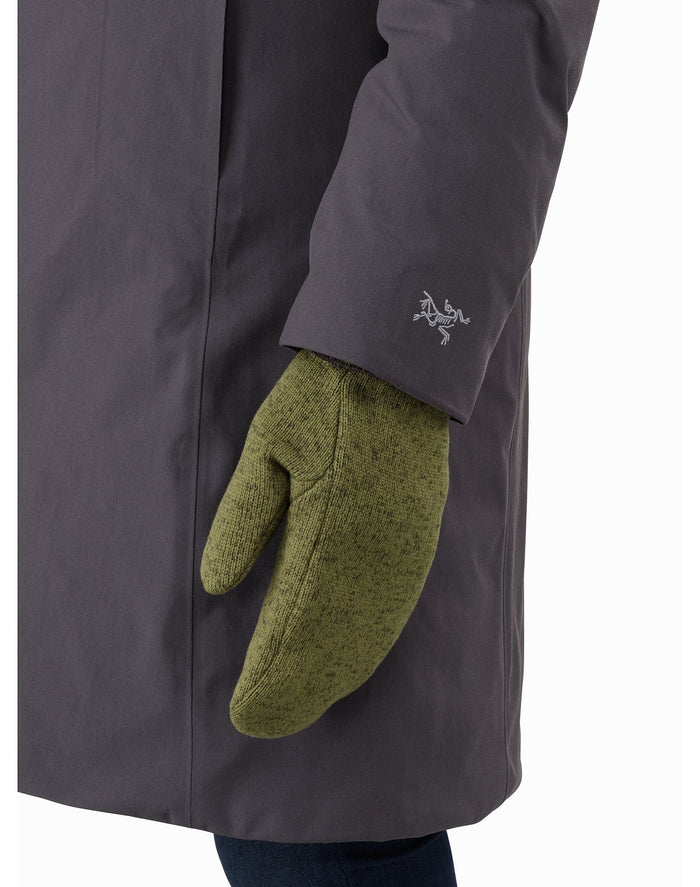 ARC'TERYX Covert Mitten, Arbour Heather