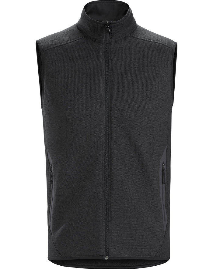ARC'TERYX Covert Vest, Black Heather