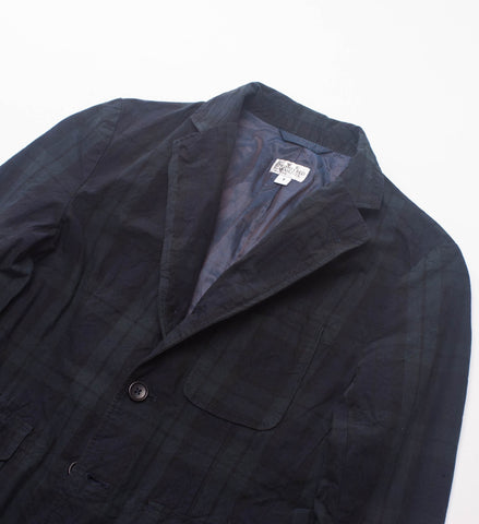 FWK Baker Jacket, Blackwatch Poplin