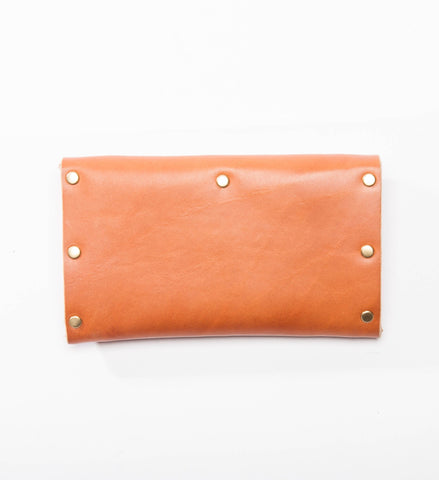 Farrell & Co. Envelope Wallet, Tan