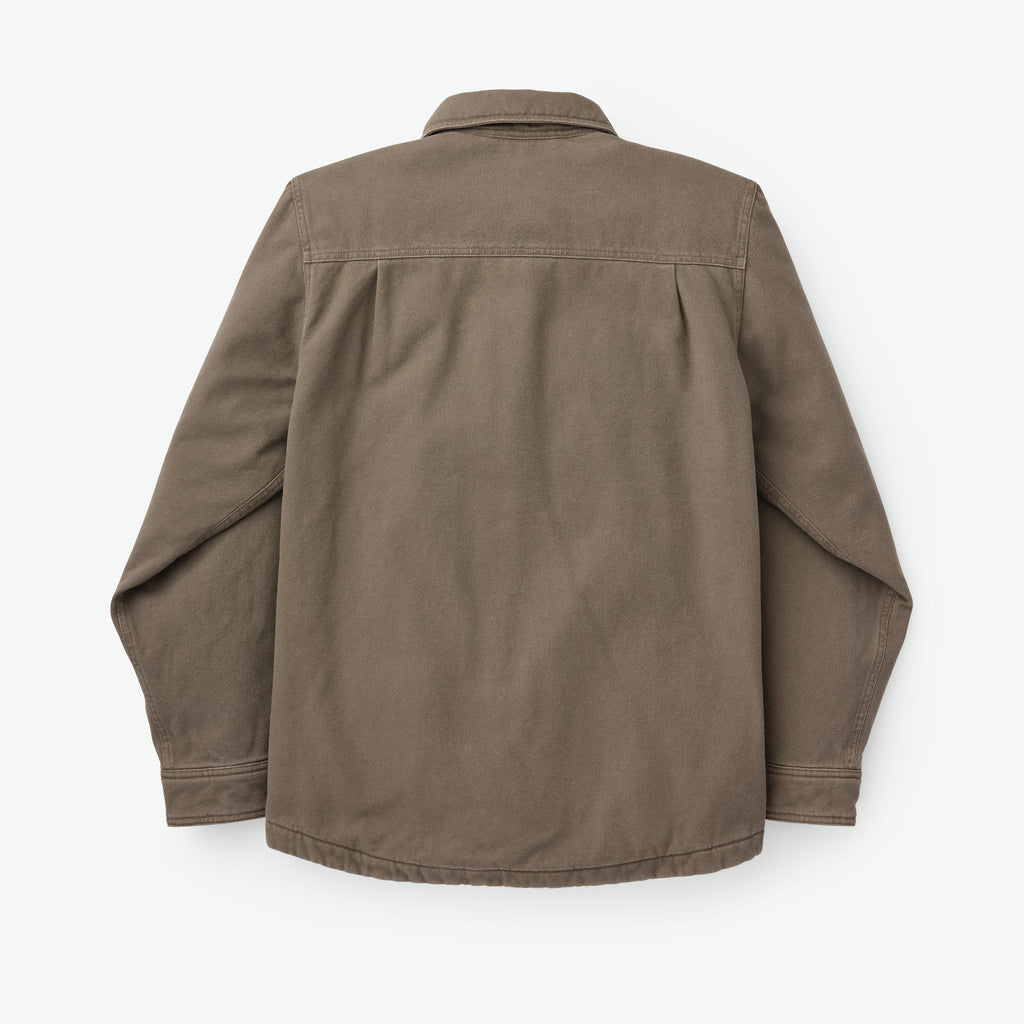 Filson Fleece Lined Jac Shirt, Light Olive