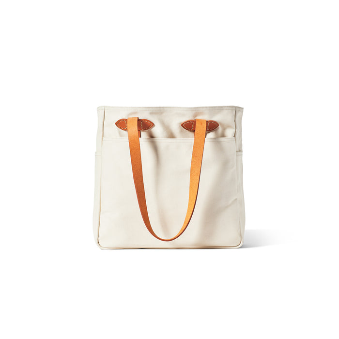 Filson Tote Bag Without Zipper, Natural