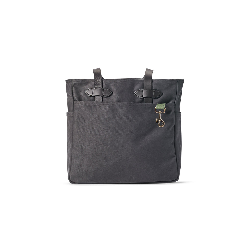Filson Tote Bag without Zipper, Cinder