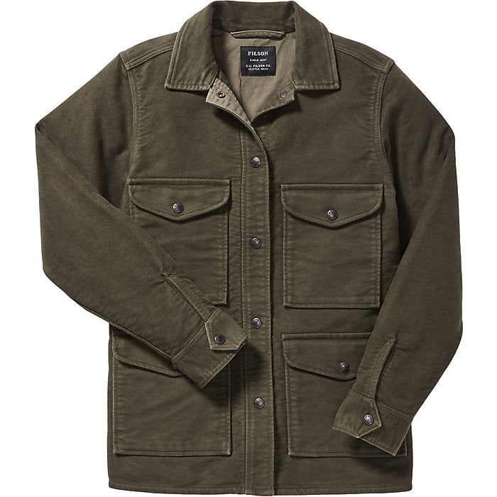 Filson Point Hope Jac Shirt, Olive
