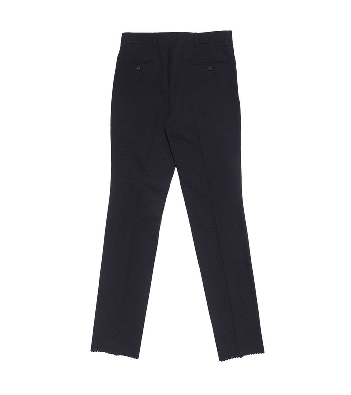 Freemans Sporting Club Rivington Trouser Seersucker, Navy