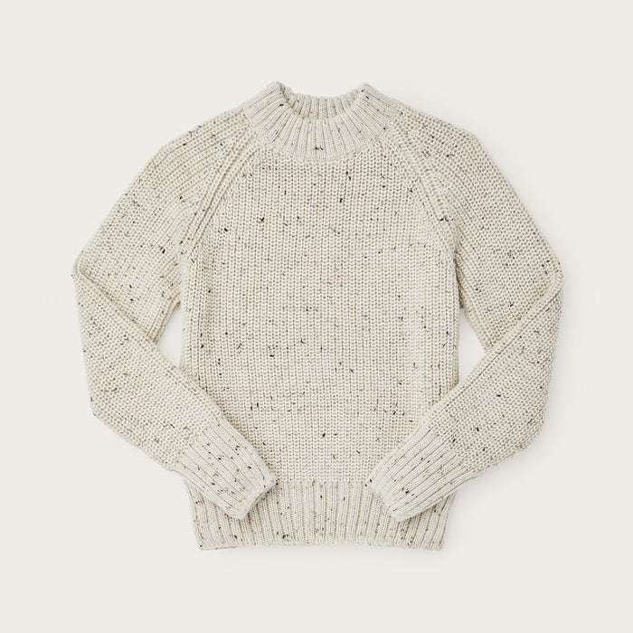 Gilson Alpaca Wool Sweater, Greige