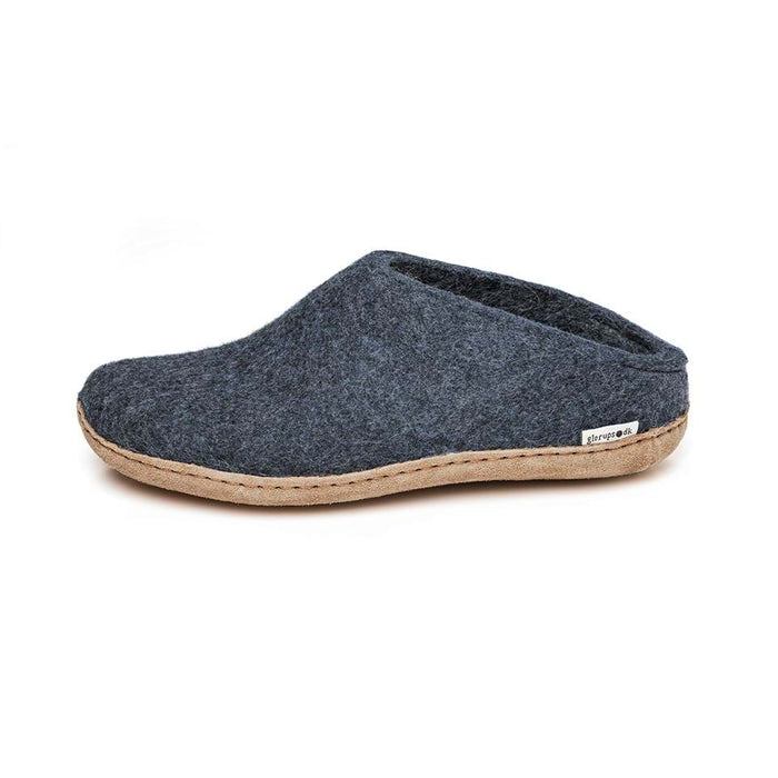 Glerups Open Heel, Denim (unisex)