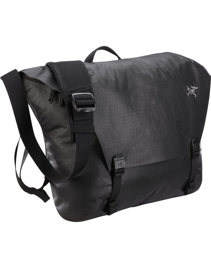 ARC'TERYX Granville 16 Courier Bag, Black