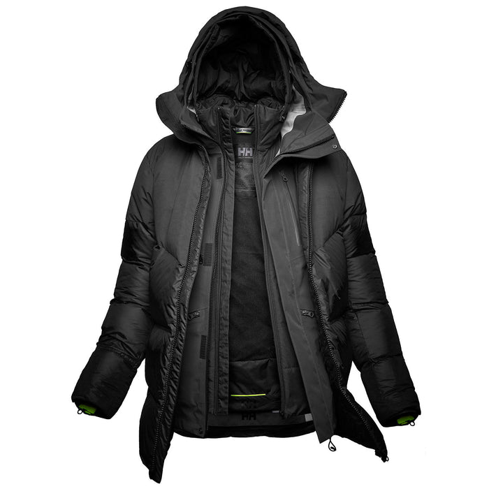 Helly Hansen 365-in-1 Parka, Black