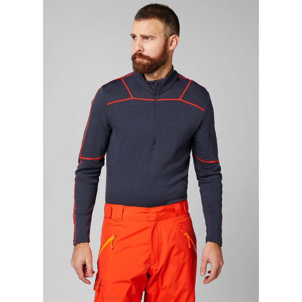 Helly Hansen HH LIFA Merino Crew 1/2 Zip (+colors)