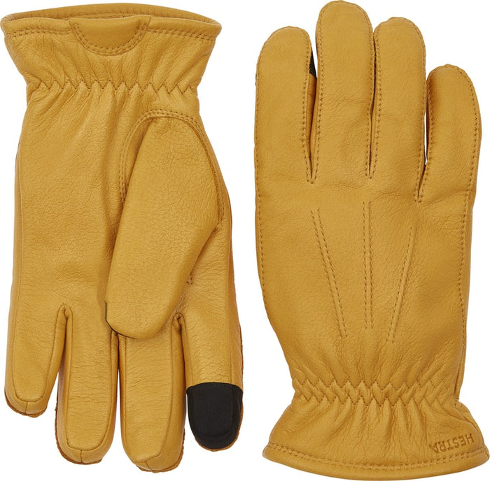 Hestra Eivind Glove, Natural Yellow