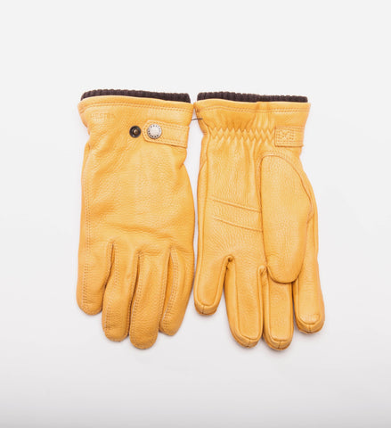 Utsjo Elk Glove, Yellow