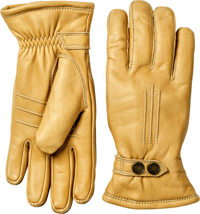 Hestra Gloves Tallberg Glove, Natural Yellow