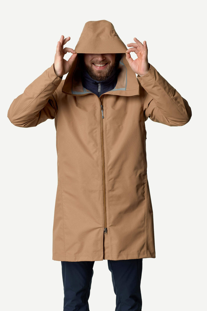 Houdini M's One Parka, Fudge