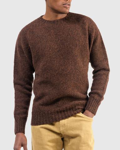 Howlin' Birth of the Cool Sweater, Brownish