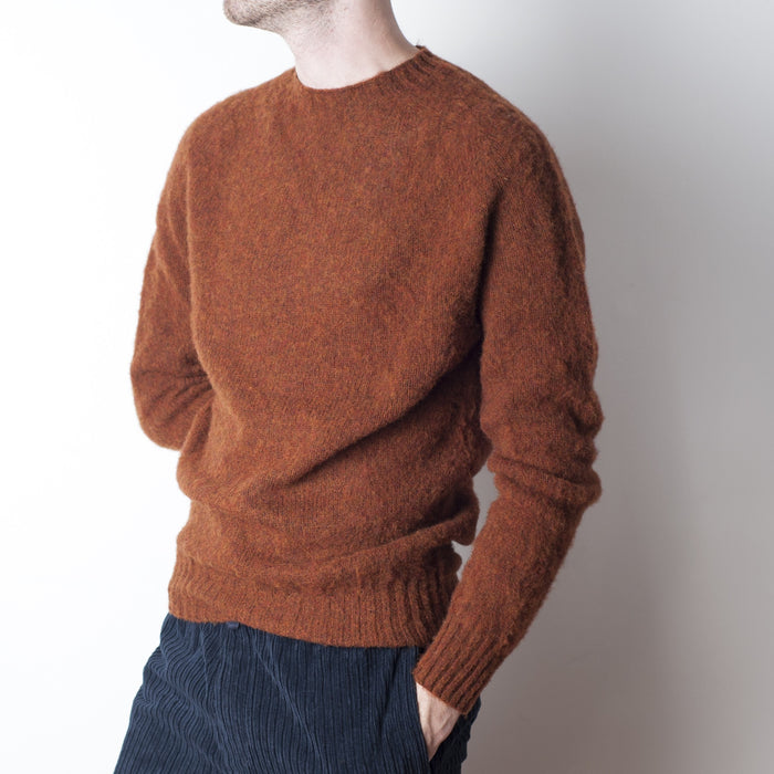 Howlin' Birth of the Cool Sweater, Rust