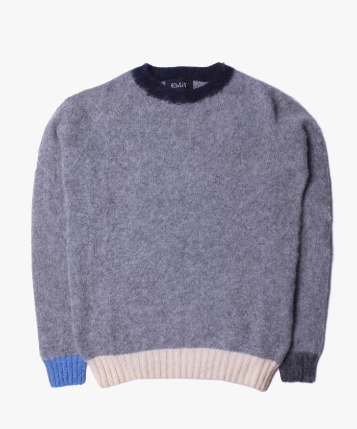 Howlin' Disco Queen Sweater, Med Grey